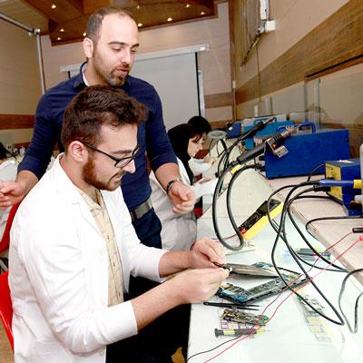 ویدئو معرفی دوره آموزش تعمیرات سخت افزاری موبایل
