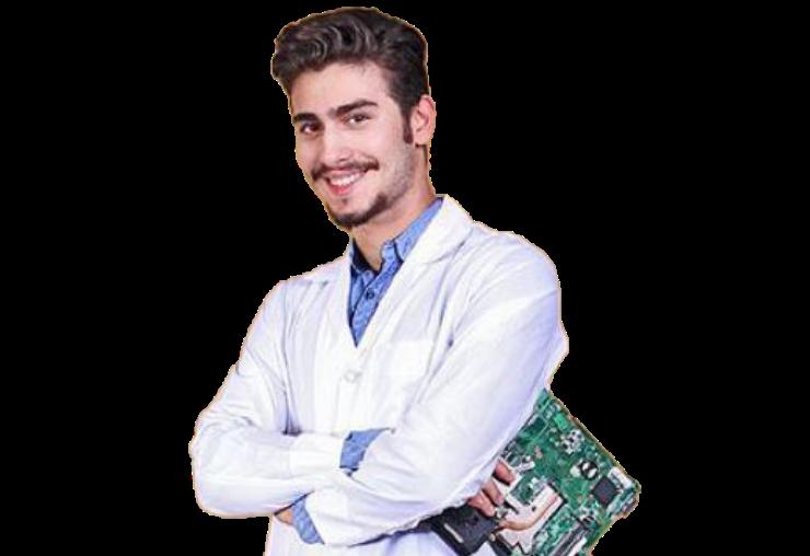 مشاور آموزش تعمیرات لپ تاپ