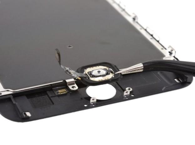 تعویض مجموعه دکمه صفحه اصلی آیفون 6s پلاس