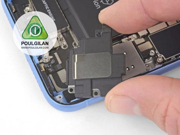 تعویض اسپیکر iPhone XR