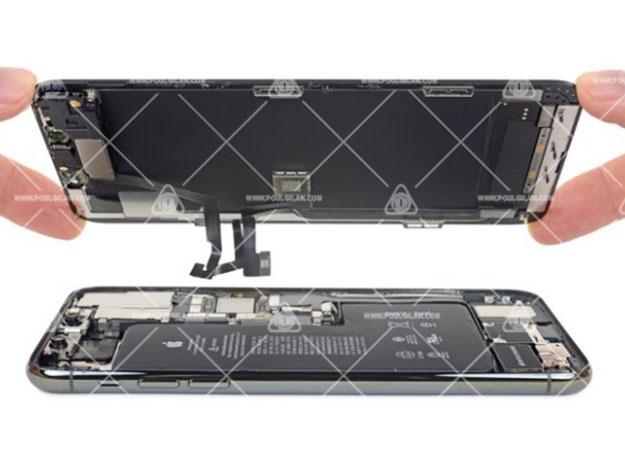 تعویض صفحه نمایش iPhone 11 Pro Max