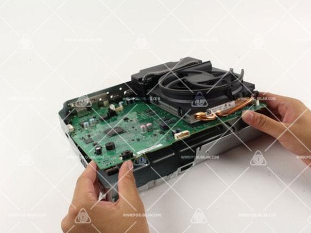 تعویض مادربرد Xbox One S