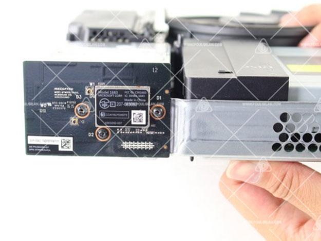 تعویض کارت وای فای Xbox One S