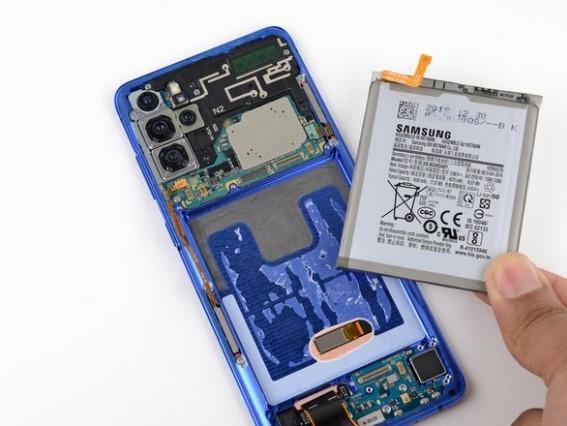 تعویض باتری Samsung Galaxy S20 Plus