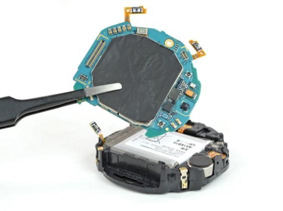 تعویض مادربرد Samsung Galaxy Watch