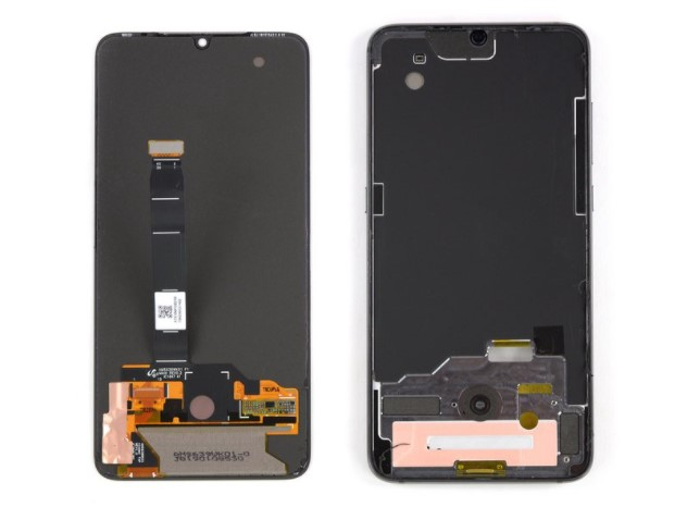 تعویض دیجیتایز و صفحه نمایش Xiaomi Mi 9