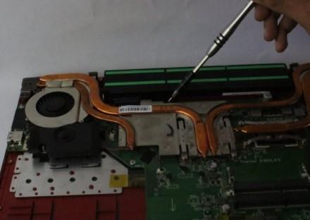 تعویض مادربرد MSI GE62 Apache Pro 004