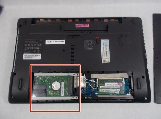 تعویض مادربرد Acer Aspire 5336-2524