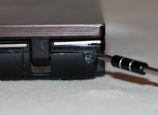 تعویض هارد درایو HP ProBook 4520s