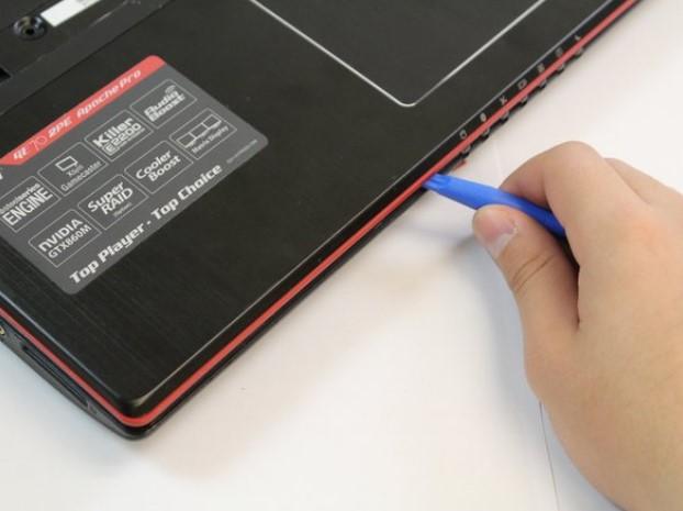 تعویض تاچ پد لپ تاپ گیمینگ ام اس آی GE70
