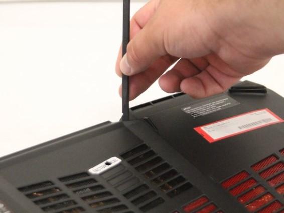 تعویض رمMSI GT75VR 7RF Titan Pro