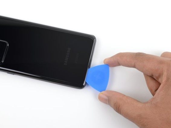 آموزش تعویض بلندگوی سامسونگ Galaxy S20 Ultra