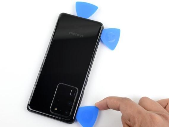 تعویض اسپیکر Samsung Galaxy S20 Ultra
