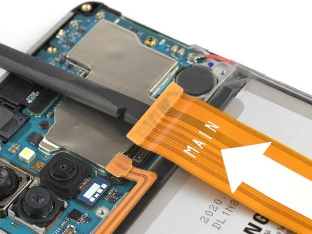 تعویض باتری Samsung Galaxy M51