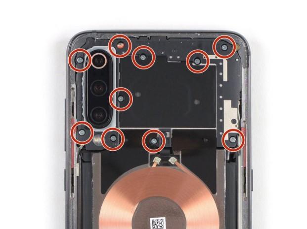 تعویض دیجیتایز و صفحه نمایش Xiaomi Mi 9 AMOLED