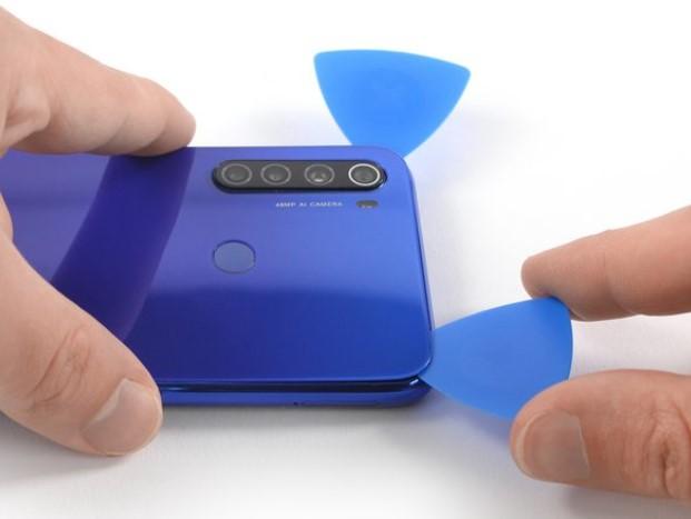 تعویض صفحه نمایش و دیجیتایز Xiaomi Redmi Note 8/8T