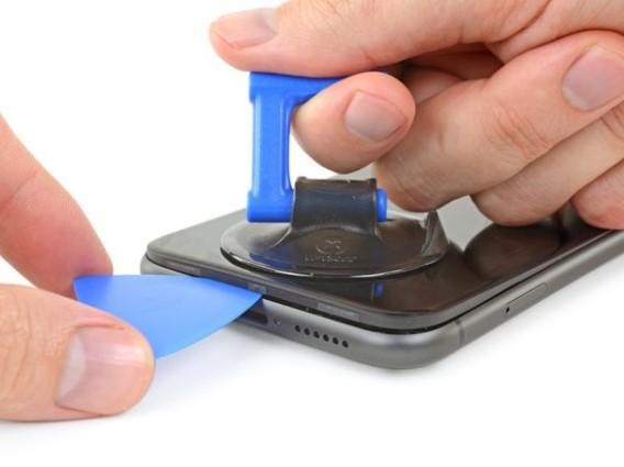 باز کردن iphone 11
