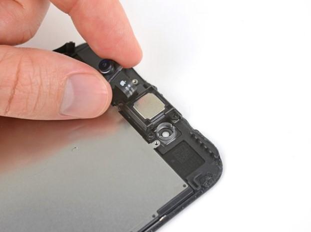 تعویض کپسول گوشی آیفون 7 پلاس