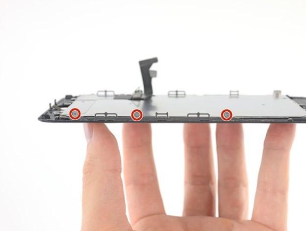 تعویض تاچ و ال سی دی iPhone 7plus