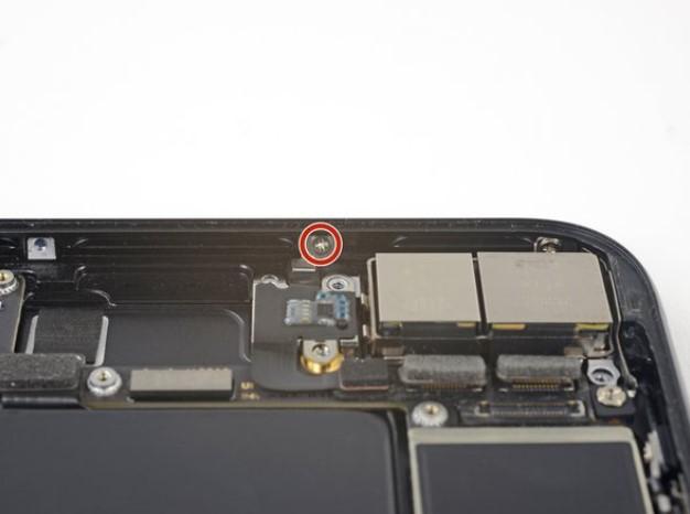 جدا کردن برد iPhone 7 plus