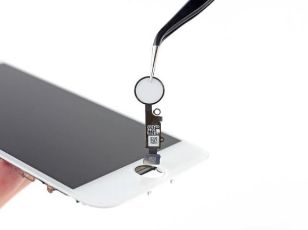 تعویض Touch ID آیفون 8