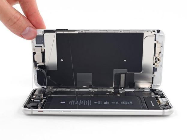 جدا کردن صفحه نمایش آیفون 8 پلاس