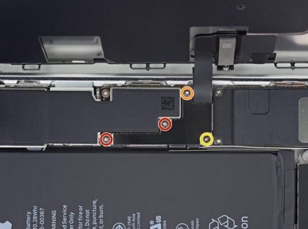 قطع باتری آیفون 8 پلاس