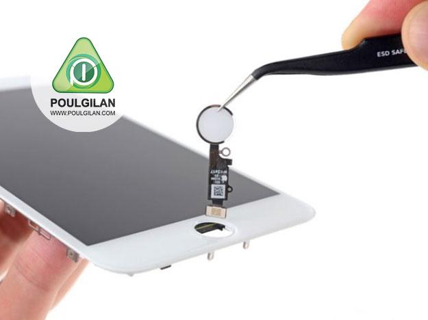 تعویض Touch ID آیفون 8 پلاس